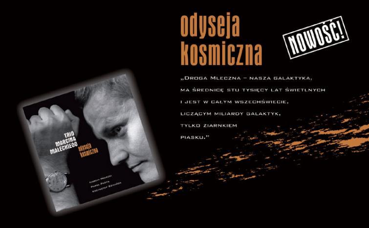 """""""ODYSEJA KOSMICZNA"""""""