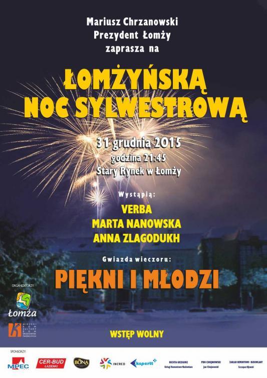 Łomżyńska Noc Sylwestrowa