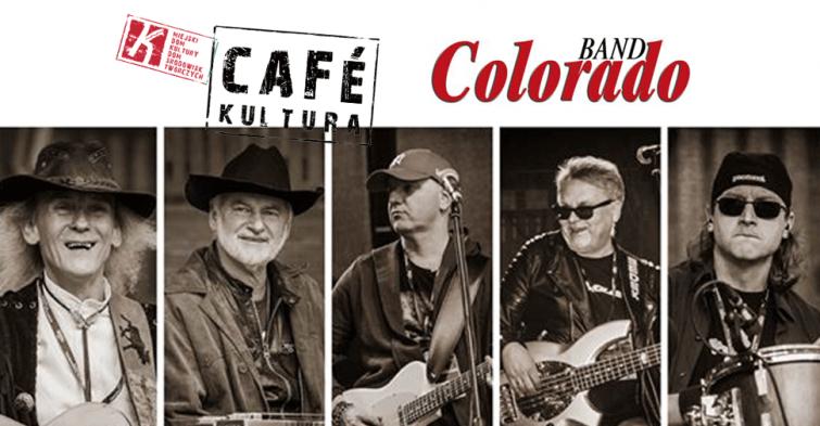 COLORADO BAND  w ramach Cafe Kultura