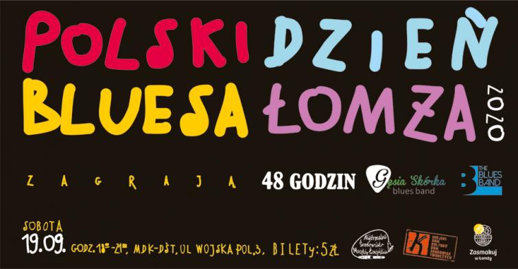 Polski Dzień Bluesa Łomża 2020