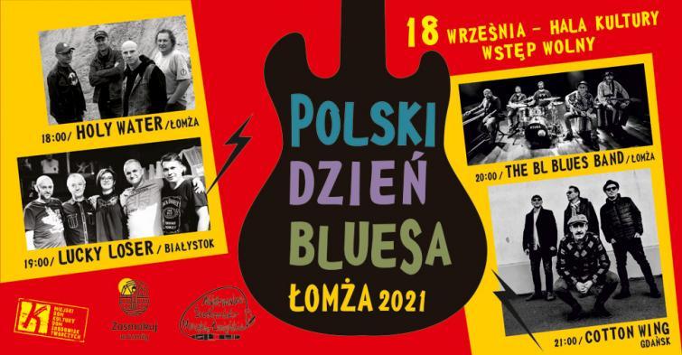 Polski Dzień Bluesa Łomża 2021